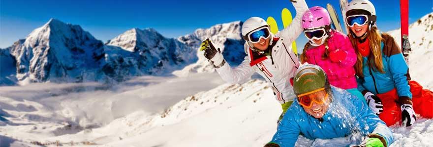 vacances pour faire du ski