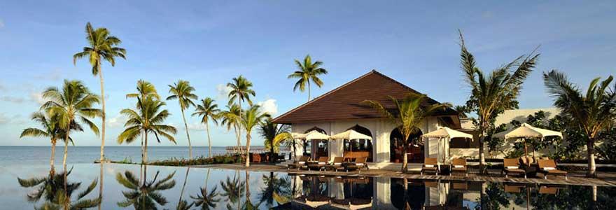 Zanzibar hôtels prestigieux