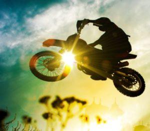 Mini moto pik bike