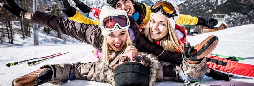 Locations de vacances durant son séjour au ski