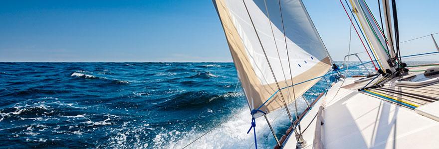 Préparer un voyage en voilier