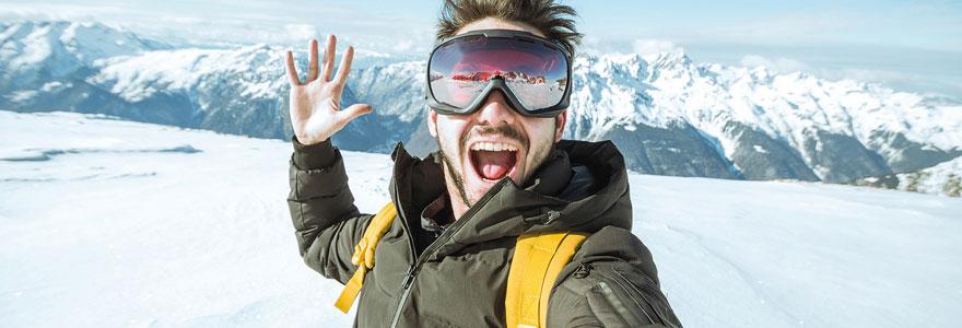 Vacances sportives au ski