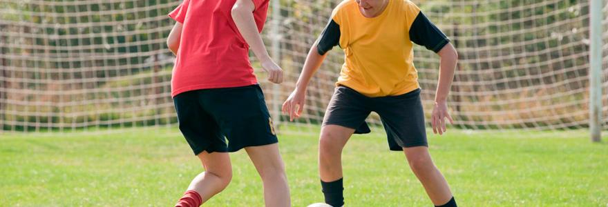 football pour filles